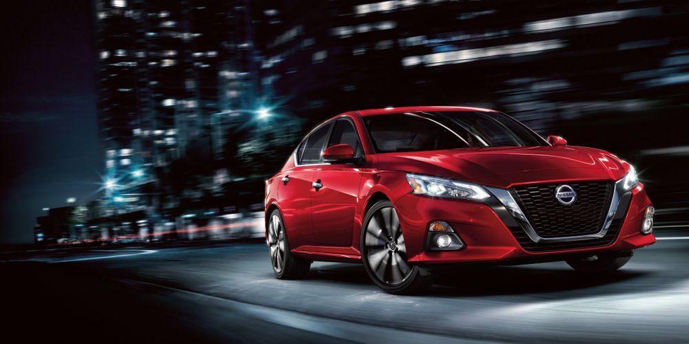 2019 Nissan Altima กับการปรับใหม่แบบยกเครื่อง