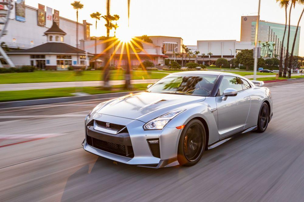 2019 Nissan GT-R ก๊อตซิลล่าค่าตัว 3.3 ล้านบาทที่ U.S