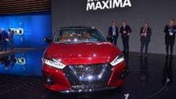 2019 Nissan Maxima ล่าสุดหล่อเหลาปรับโฉมพร้อมเทคโนโลยีอัดแน่น