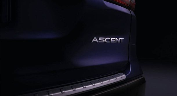 2019 Subaru Ascent ทีเซอร์แรกก่อนเปิดตัวในอีกสองสัปดาห์