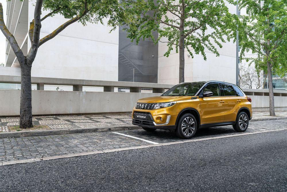 2019 Suzuki Vitara โฉมใหม่หล่อเหลา เครื่องยนต์ใหม่พร้อมเทอร์โบชาร์จ