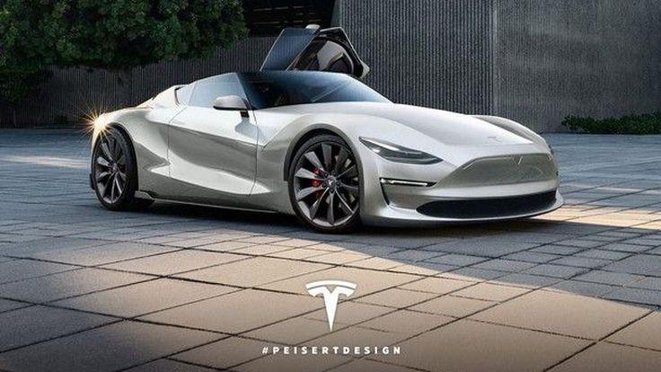 Tesla Roadster ว่าที่รถสปอร์ตพลังไฟฟ้าที่เร็วที่สุด กับพิษสง ทำ 0-100 ได้ภายใน 2.5 วินาที !!