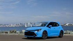 ไม่ถึง 7 แสนบาท 2019 Toyota Corolla Hatchback ใหม่ล่าสุด