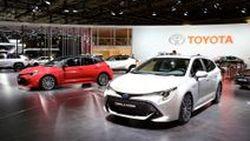 [Paris Auto Show 2018] เปิดตัว 2019 Toyota Corolla ใหม่ล่าสุดทั้งแฮทแบ็คและวากอน
