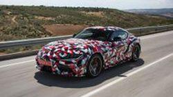 เปิดจอง 2019 Toyota Supra แล้ว ประเดิมที่ประเทศอังกฤษก่อน