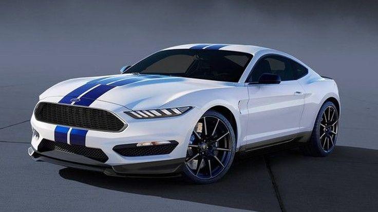 Ford เปิดตัว Mustang Shelby 350GT Concept รุ่นพิเศษสำหรับปี 2020 นี้
