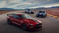 สุดในรุ่น 2020 Ford Shelby GT500 คือมัสแตงที่แรงที่สุดที่เคยผลิตมา