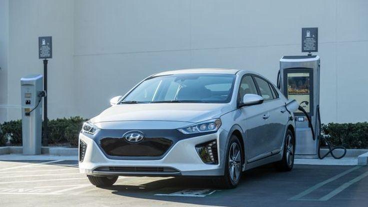 ไปได้ไกลกว่าเดิม 2020 Hyundai Ioniq Electric ที่จะมาพร้อมแบตเตอรี่ขนาดใหญ่กว่าเดิม