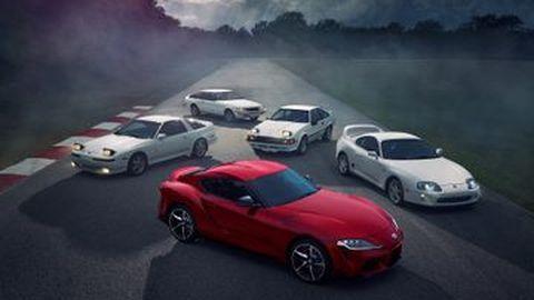 เปิดตัว 2020 Toyota GR Supra ตำนานบทใหม่กับความเร็ว 0-100 กม./ชม. ภายใน 4.1 วินาที