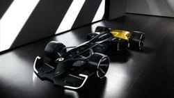 [Shanghai2017] Renault อวดโฉม Formula 1 เวอร์ชั่น EV สำหรับปี 2027 นี้
