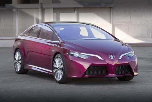 Toyota NS4 Plug-In Hybrid Concept สะท้อนทิศทางการออกแบบรถในอนาคต