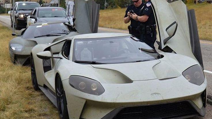 แบบนี้ก็ได้หรือ? 3 วิศวกร Ford รอดพ้นข้อหาขับรถ GT เร็วเกิน เพราะไม่รู้ว่าคนไหนขับ!