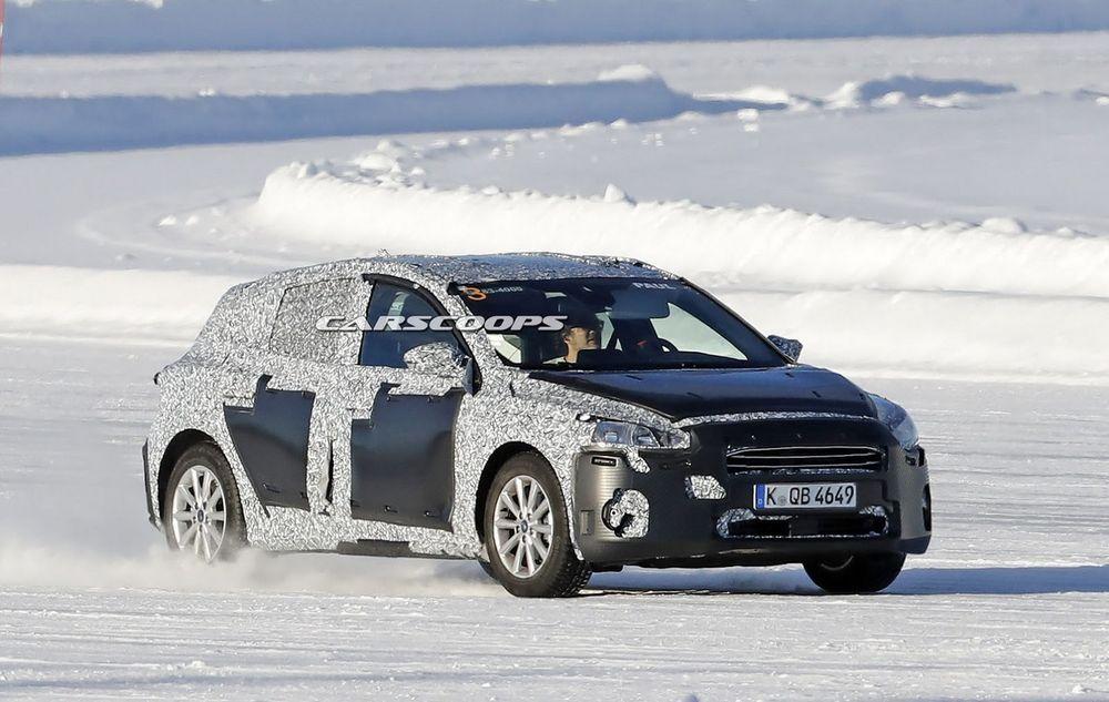 400 แรงม้า มาแน่ กับ Ford Focus RS ตัวใหม่หัวใจไฟฟ้า