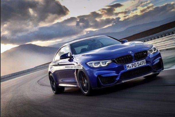 BMW เปิดตัว M4 CS รุ่นพิเศษส่วนผสมที่ลงตัวระหว่าง M4 และ M4 GTS