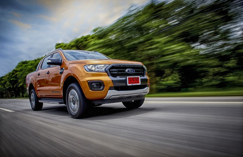 เหตุผลกับการเปลี่ยนแปลง Ford Ranger
