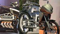 5 ที่สุดรถจักรยานยนต์มหาประลัยที่ใช้หัวใจขับเคลื่อนจากรถยนต์สี่ล้อ