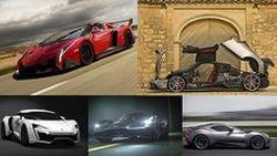 กดเอทีเอ็มเลย! ชม 5 อันดับรถที่แพงที่สุดในโลก
