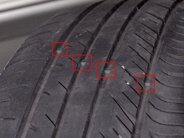 5 สัญญาณเตือนถึงเวลาเปลี่ยนยางรถยนต์