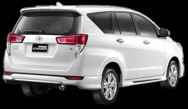[5 Things] ชมกัน 5 สิ่งที่คุณอาจยังไม่รู้เกี่ยวกับ Toyota Innova Crysta ใหม่