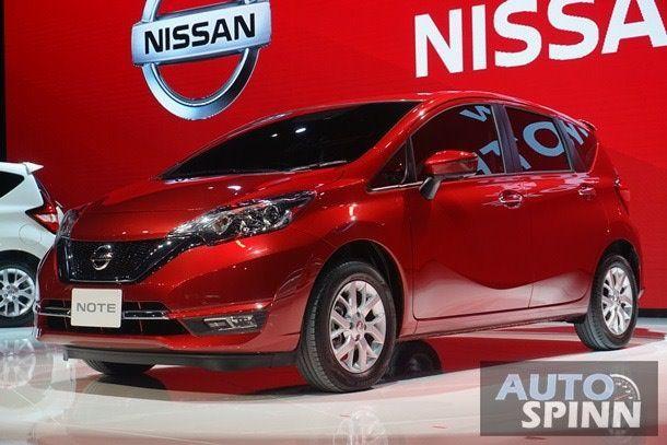 [5 Things] 5 สิ่งที่ควรรู้กับ Nissan Note อีโคคาร์น้องใหม่ สดใส ออพชั่นแน่นคัน