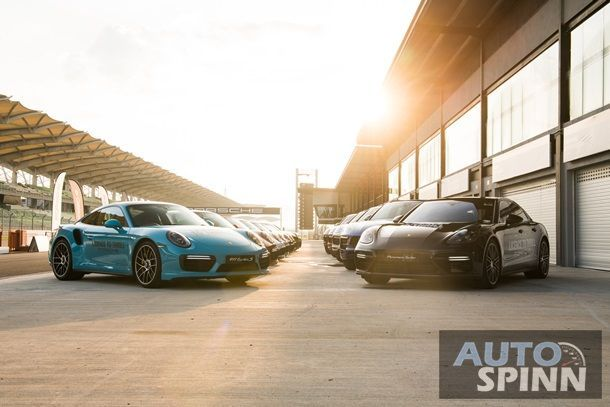 6 สกิลสุดเซอร์ไพรส์สู่การเป็นที่สุดนักขับ Porsche License to Thrill