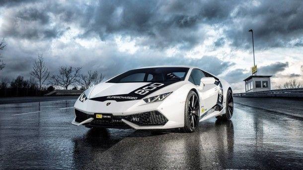 เมื่อ Lamborghini Huracan พ่วง Supercharged จะมาพร้อมม้าระดับ 794 ตัว และเร็วกว่า Aventador S อีกด้วย