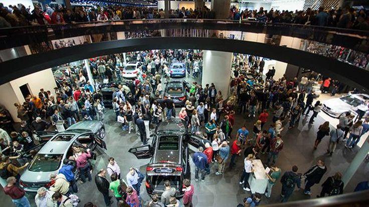 9 บริษัทรถยนต์รายใหญ่ไม่ร่วมงานแฟรงค์เฟิร์ต มอเตอร์โชว์