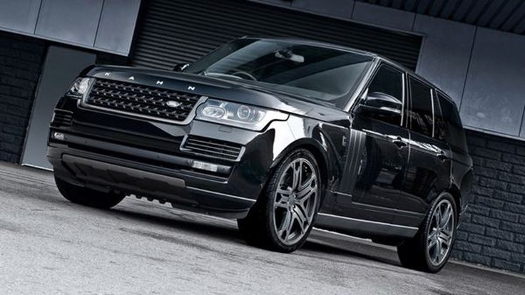 Range Rover 2013 โมดิฟายด์เน้นความหรูหรา ฝีมือ A. Kahn Design