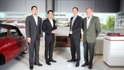 """AAS ผู้แทนจำหน่าย Porsche ประเทศไทยได้รับแต่งตั้งให้เป็น  """"ศูนย์รถ Porsche Classic Partner"""" แห่งแรกของโลก"""