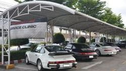 "AAS เอาใจนักขับ Porsche Classic ตรวจเช็คฟรี 24 รายการ ในกิจกรรม ""Porsche Classic Ser-vice Clinic 2013"""
