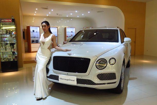 AAS Auto Service เผยข้อเสนอสุดเอ็กซ์คลูซีฟ เฉพาะ Bentayga Diesel ถึงสิ้นเดือนพฤษภาคมนี้