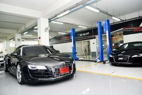 ABT พัฒนาซอฟแวร์ใหม่ C-Flash รองรับการปรับแต่ง Audi และ Volkswagen ปี 2011