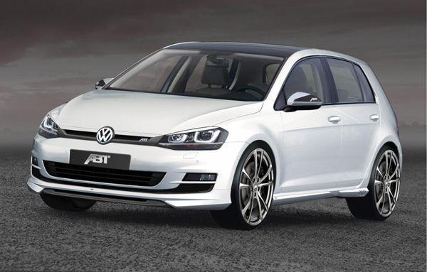Volkswagen Golf VII อีกหนึ่งเวอร์ชั่นเน้นความดุดันโดย ABT Sportsline