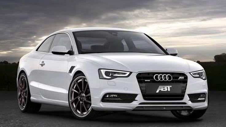 Abt Sportsline เปิดตัวชุดแต่ง AS5 ปรับโฉม ปรุงสมรรถนะให้ Audi A5