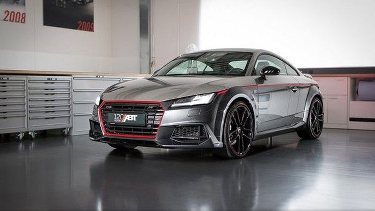 ABT Sportsline ฉลองครบ 120 ปี พร้อมเปิดตัว Audi TT Special Edition