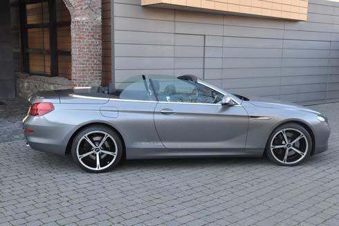AC Schnitzer เปิดขายล้ออัลลอย 4 แบบ ต้อนรับ All-New BMW Series 6 โฉมใหม่