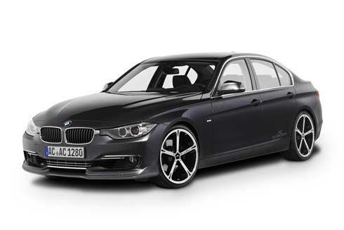 AC Schnitzer เปิดตัวชุดแต่ง BMW 3-Series F30 หล่อทั้งตัวและหัวใจขับเคลื่อน