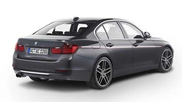 ไม่มีกั๊ก! AC Schnitzer ภาคภูมิใจเสนอ BMW 328i แต่งสมรรถนะ 291 แรงม้า