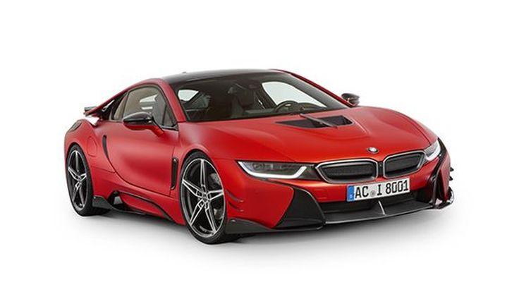 AC Schnitzer โชว์ผลงานแต่ง BMW i8 หล่อเตะตา