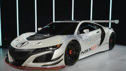 Acura NSX GT3 ซูเปอร์คาร์เวอร์ชั่นพิเศษ พร้อมลุย Pirelli World Challenge