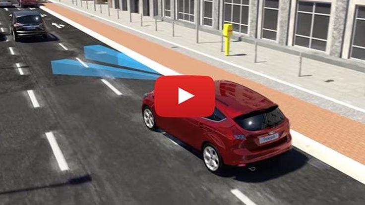Ford แนะนำระบบความปลอดภัยใหม่ช่วยผู้ขับขี่เลี่ยงอันตราย