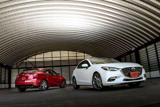 [Advertorial] New Mazda3 ปรับโฉมใหม่ จัดเต็มเทคโนโลยีสุดล้ำ พร้อมระบบความปลอดภัยรอบคัน