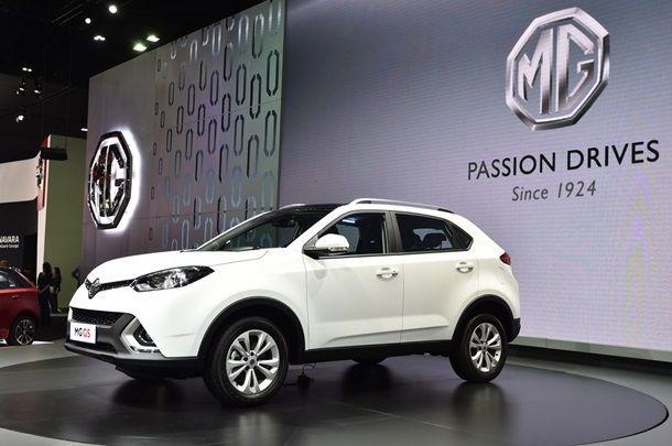 [Advertorial] เอ็มจี เปิดตัว MG GS ใหม่ เครื่องยนต์ 1.5 ลิตร เทอร์โบ และ MG3 ใหม่ ที่งานมอเตอร์ เอ็กซ์โป ครั้งที่ 33