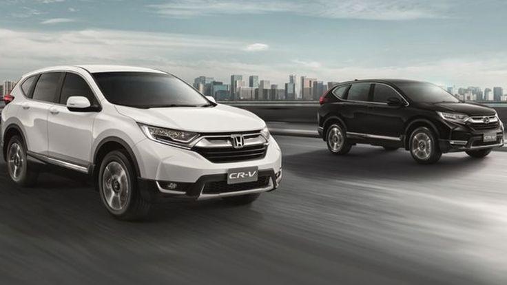 [Advertorial] เลือกสไตล์ที่เป็นตัวคุณ New Honda CR-V รถอเนกประสงค์ที่ตอบโจทย์ทุกการใช้งาน