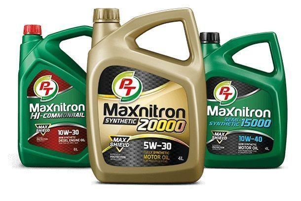 [Advertorial] อัพเกรดน้ำมันเครื่อง สู่การปกป้องสูงสุดกับ PT Maxnitron