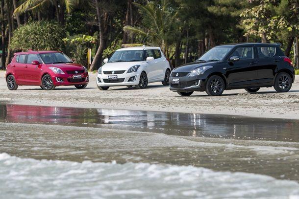 [Advertorial] Suzuki Swift RX-II จัดเต็มฟีเจอร์ครบเซต ให้มากกว่ารถอีโคคาร์ ในราคาสบาย ๆ