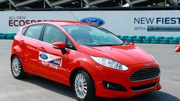[Advertorial]  ประหยัดสุด + แรงสุด + สมรรถนะดีสุด  (ในกลุ่มรถ Sub-Compact) = Ford Fiesta EcoBoost