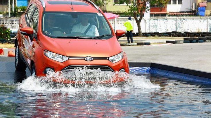 (Advertorial)  รีวิว All New Ford EcoSport   นี่ล่ะ Urban SUV ของคนเมือง