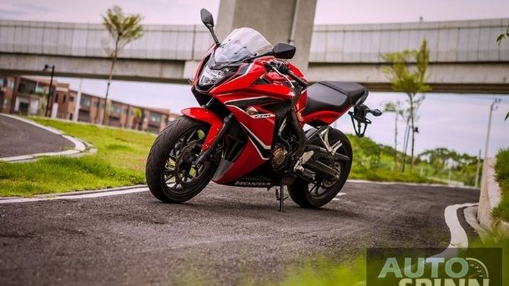 [Advertorial] 2017 Honda CBR650F สปอร์ตไบค์สี่สูบรุ่นฮิต เสริมออพชั่นจัดหล่อกว่าเดิม