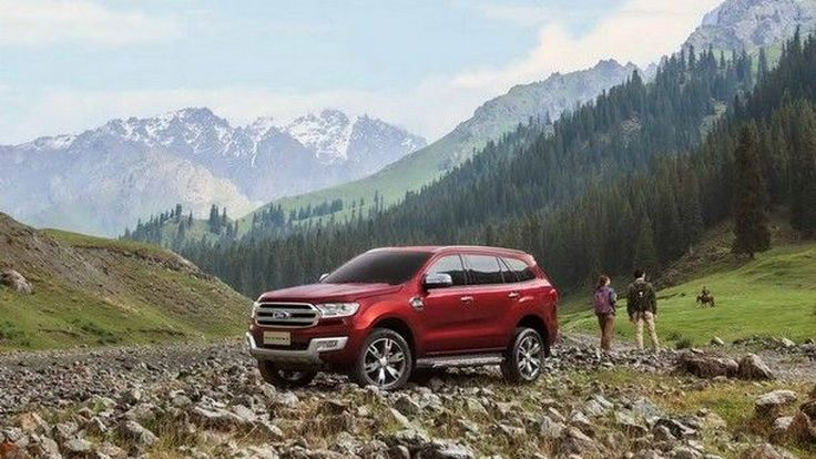 [Brougt to you by Ford] All New Ford Everest ใหม่ PPV สุดล้ำเทคโนโลยี และสมรรถนะ